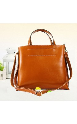 100% Genuine Leather Shoulder Bags Women's Messenger Bags Ladies Crossbody Bags Female Handbag LY04