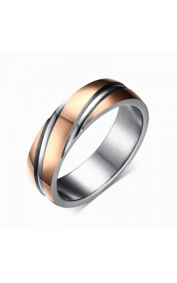 2016 Stainless Steel Rings For Women Fashion Girls Wedding Rings Rose Gold Color Rings For Female Party Jewelry
