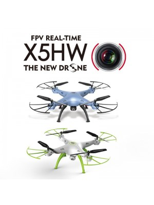 Adult Toys SYMA X5HW rc drone hubschrauber Tarantula FPV 2.4GHz Pressure Four-axis high-definition camera with WIFI  HD Camera
