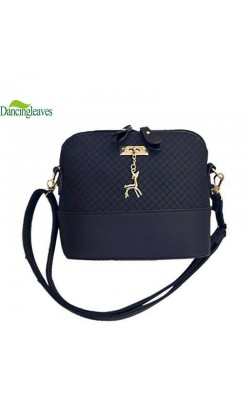 Messenger Bags Fashion Mini Bag With Deer Toy Shell Shape Bag Women Shoulder Bags