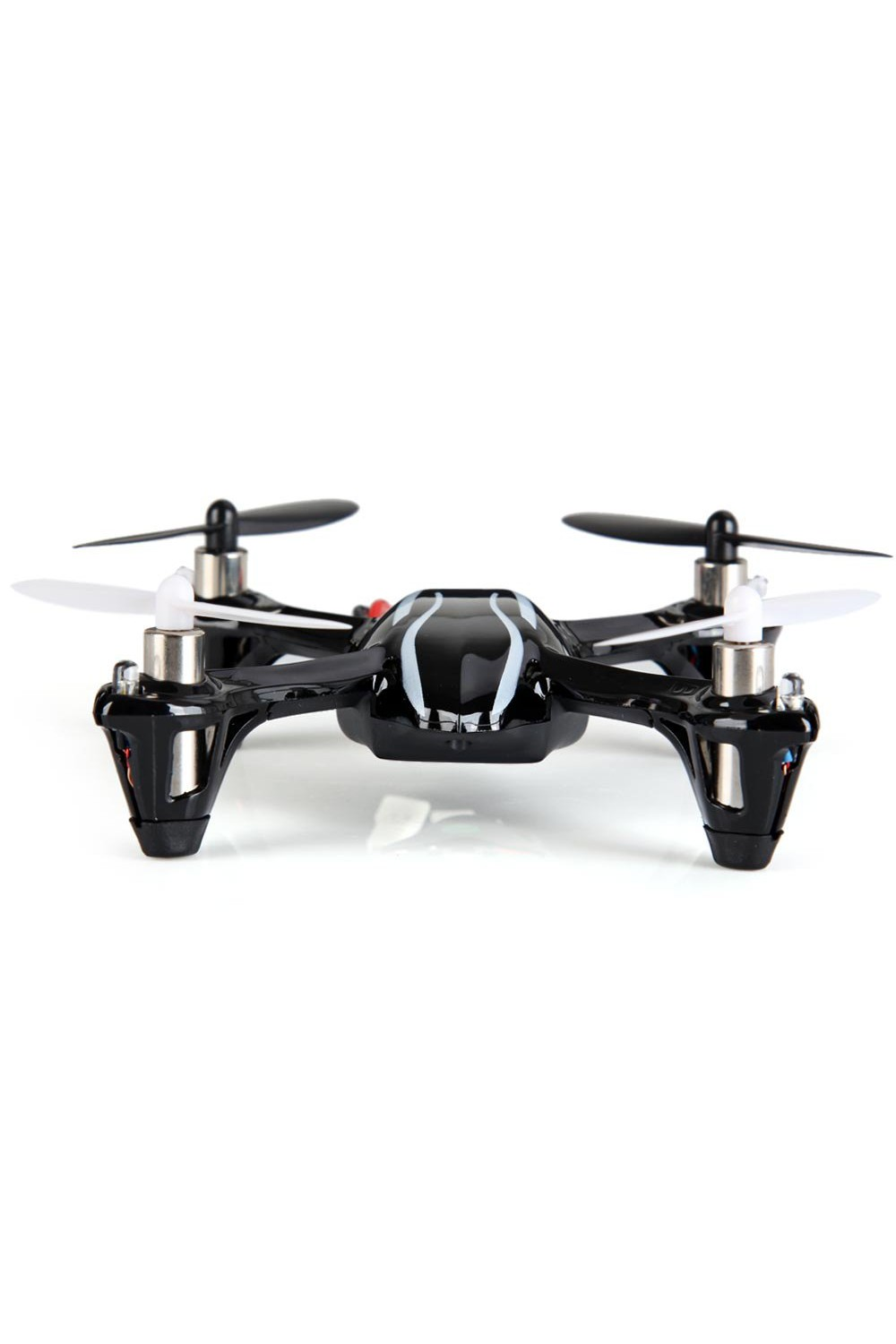 Hubsan H107L RC Helicopter Brushed Motor 4CH 2.4GHz Wireless Remote Control Toys 6-Axis Gyro RC Quadcopter Drones