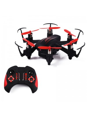 JJRC Mini RC Quadcopters 2.4GHz 6-Axis 4CH Hexacopter with Camera &light 3D Eversion Drone Dron Headless Mode Helicopter Drones