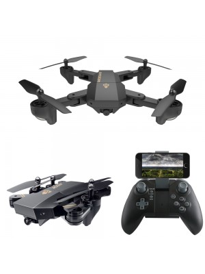 NEW XS809HW RC Drone with Camera Mini Foldable Drones With WiFi FPV HD Camera Altitude Hold RC Quadcopter