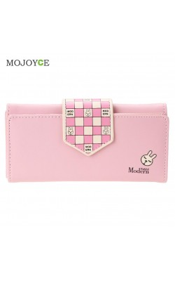 New PU Leather Wallet Mini ID Card Credit Card Payment Bag Purse Coin Card Purses Portefeuille Femme Wallet Carteira Clutch