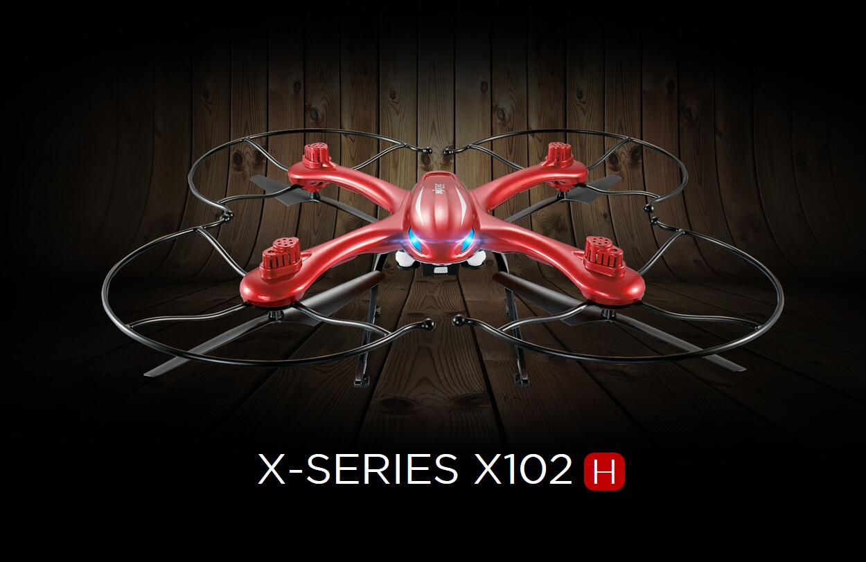 OriginalMJXX102HRCQuadcopterDronewithC4018720PAerialCamera24GHz4CH6-AxisGyroFPVWithLEDNightLights-32748134007