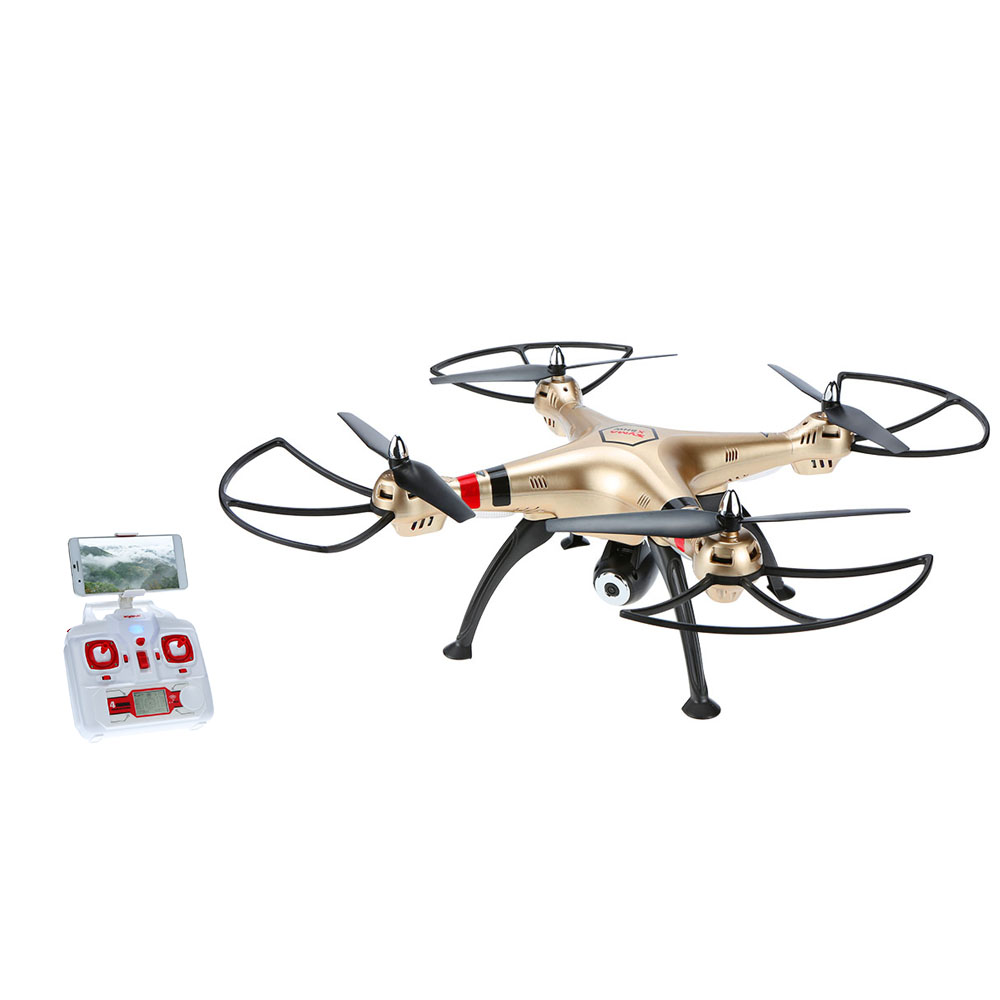 SYMAX8HWFPVWi-FiHD244CH6Quadcopter--32819972387
